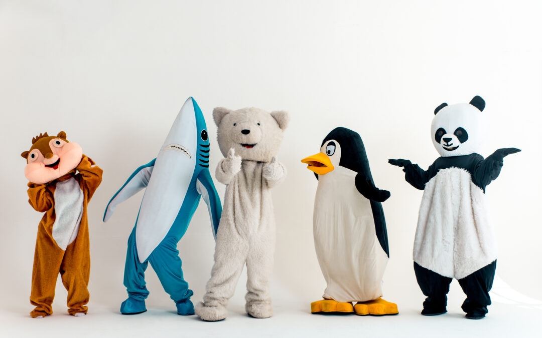 HELP …  We need a Mascot!